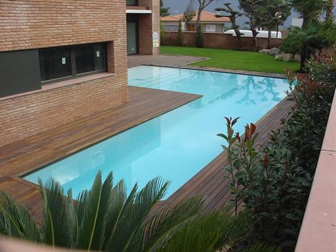 Projecte blau piscinas galer a de trabajos for Piscinas de diseno fotos